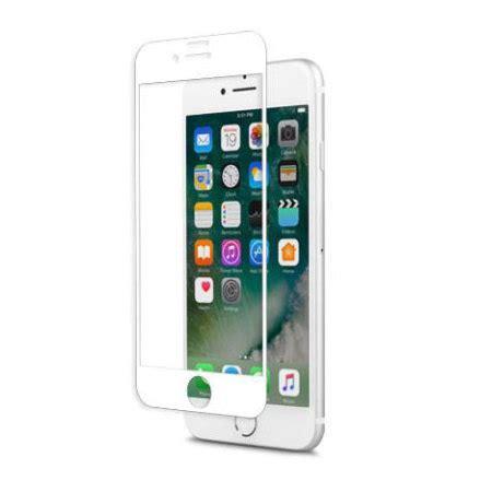 Moshi Ionglass For Iphone X Black 99mo096005 moshi ionglass iphone 7 glass screen protector white reviews mobilezap australia