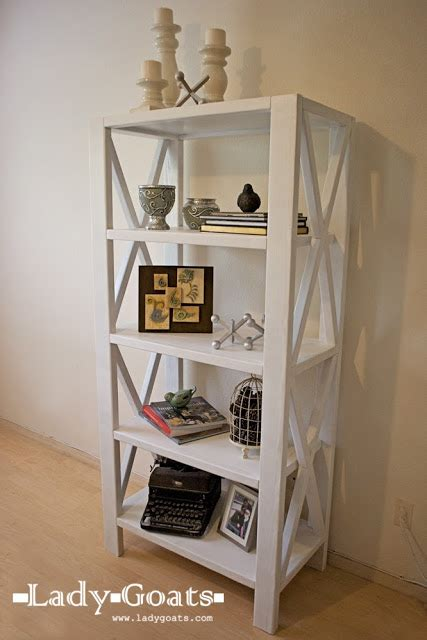 pdf diy rustic bookshelf plans wooden