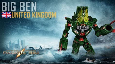 Pacific Rim Jeager: Big Ben by Lugnut1995 on DeviantArt