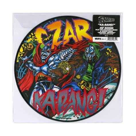 Esoteric Czarface Vinyl - czarface inspectah deck 7l esoteric featuring mf