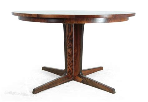 antiques atlas rosewood dining table by bernhard