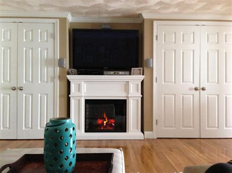 electric fireplace and tv stand combo fireplace electric