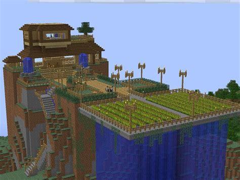 imagenes de casas epicas de minecraft minecraft construcciones 2 extremehills house