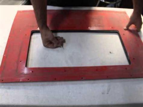 tacoma company blast cabinet upgrade tacoma company change glass harbor freight sandblast