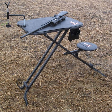swivel shooting bench x stand treestands x ecutor shooting bench by x stand
