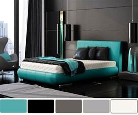 turquoise and white pearl bedroom design home