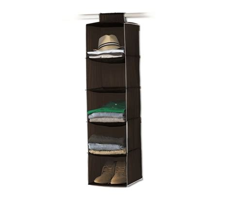 college closet organizers keep clean 5 shelf college closet organizer