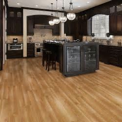 Pretty Kitchen Floor  TrafficMASTER Allure Ultra 7.5 in