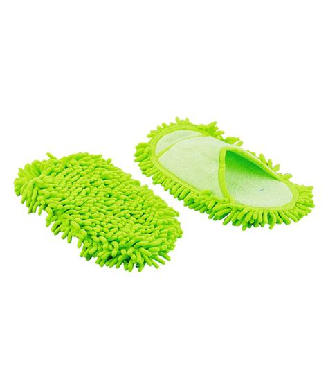 slipper dusters zibo green microfiber duster slippers buy zibo green