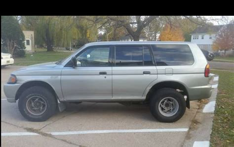 2000 mitsubishi montero sport es for cars cloud mn sell your junk car the