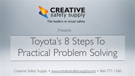 8 step problem solving template toyotas 8 steps to problem solving