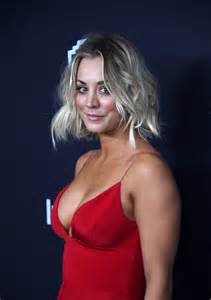 Kaley cuoco at instyle and warner bros 2016 golden globe awards post
