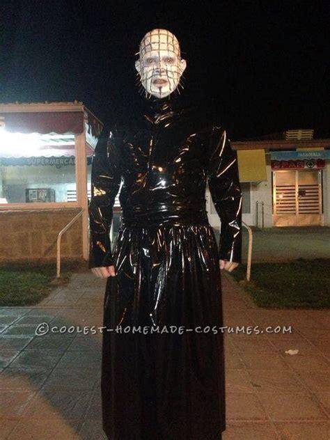 homemade pinhead  hellraiser costume costumes