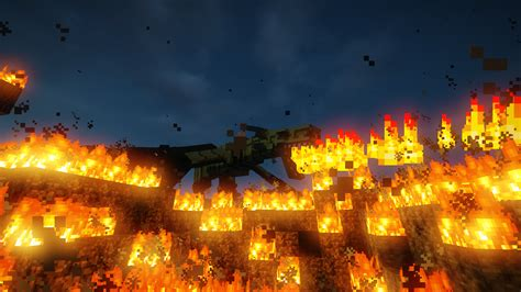 minecraft fire ice and fire dragons in a whole new light mobs