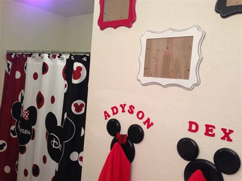 Mickey And Minnie Bathroom Decor - bathroom bring the magic of disney into your home with