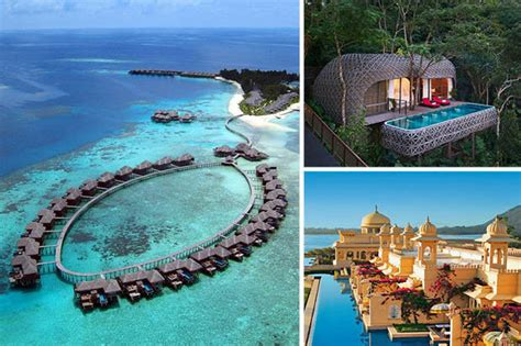 honeymoon destinations   world  dreamy