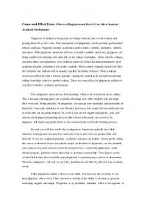 Cause And Effects Essay by Cause And Effect Essay