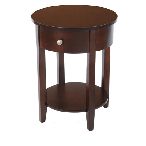 round side tables for living room round side table 236467 living room at sportsman s guide