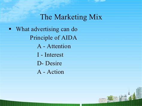Advertising Mba Ppt by Approaches To Marketing Mba Ppt