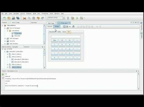 video tutorial on netbeans how fast we create mdi form with netbeans doovi