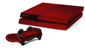 ps4 colors ps4 hardware re imagined in different colours gamechup