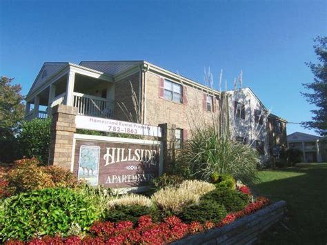 Hillside Appartments by Hillside Apartments For Rent Bowling Green Ky