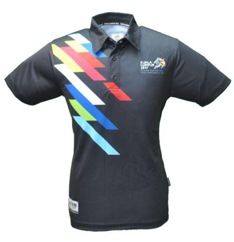 design baju hari sukan negara 2017 kl17 bangkit bersama t shirt apparels kuala lumpur 2017