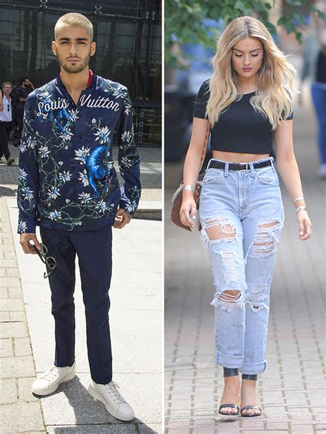 potential break up texts from zayn malik to perrie edwards celebuzz the gallery for gt zayn malik and perrie edwards break up