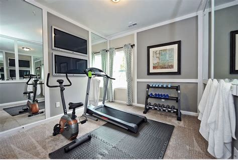 Updated Bathroom Ideas 10 Places In Your Home To Set Up Your Own Home Gym