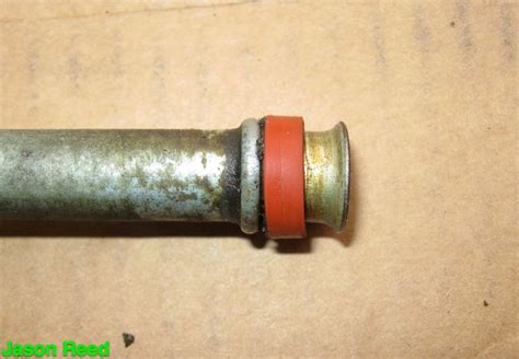 volvo  glt dipstick tube seal ring replacement