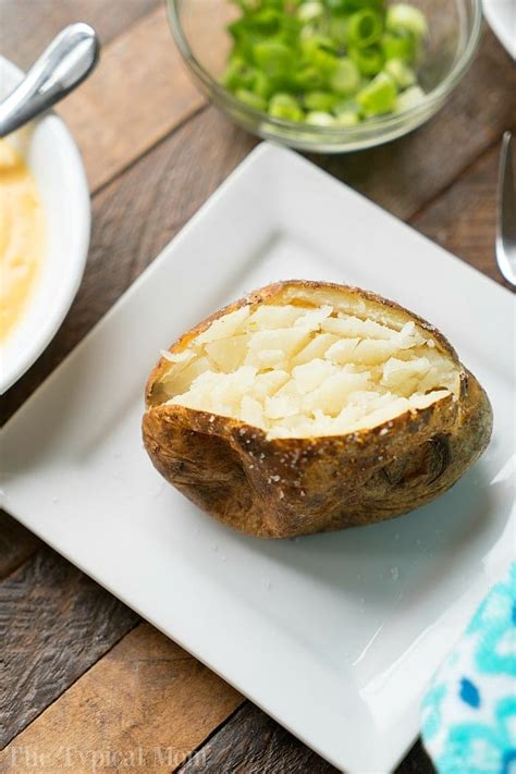 best way to bake a potato best way to make baked potatoes 183 the typical