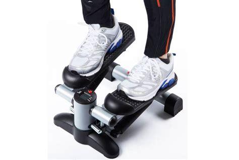 step a casa attrezzi fitness per allenare gambe e glutei in casa