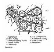SOLVED Need Serpentine Belt Diagram For 2001 Ford Focus  Fixya