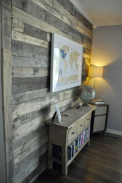 Pallet Wall Bathroom Artisan Des Arts Diy Pallet Wall For 0 Accent Wall In Bathroom This One Has The
