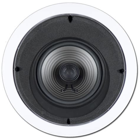 In Ceiling Angled Speakers by In Ceiling 15 Degree Angled Speaker Presence Pv 6lcrs Oem