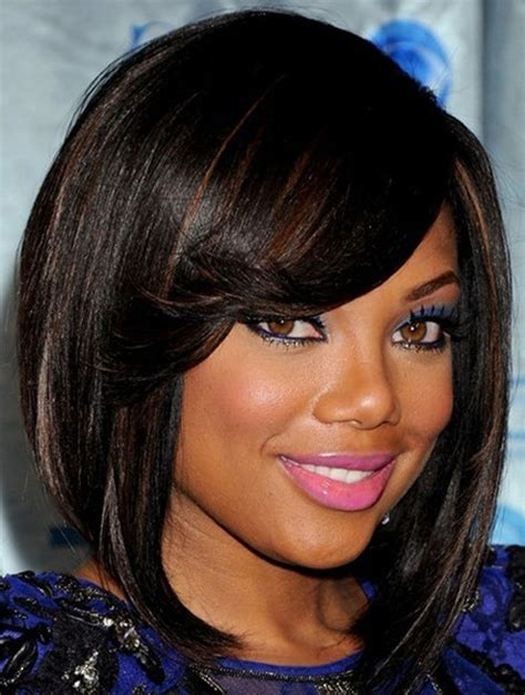 Layered Hairstyles For Black Women 2017 Medium | layered bob hairstyles black women women medium haircut