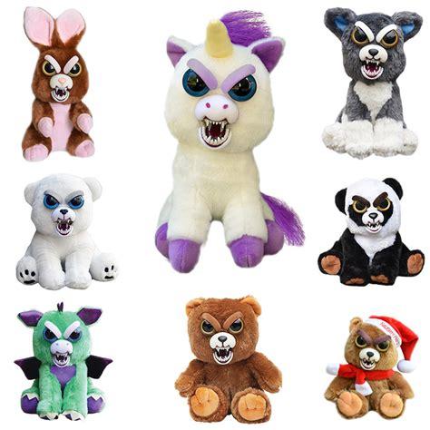 new year animals toys original feisty pets change stuffed plush toys animal