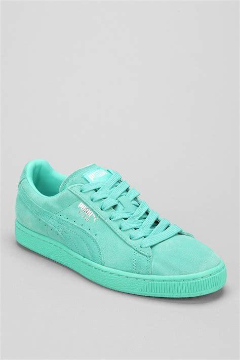 Mono Jaket Dusty Pink classic mono suede sneaker shoes