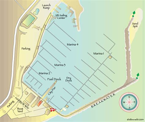 boat slip cost long beach santa barbara slips seacoast yachts