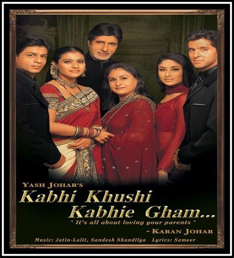film india kabhi khushi kabhi gham kabhi khushi kabhi gham songs free download south mp3