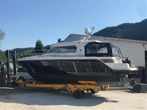 speedboot traben trarbach nimbus 350 coup 233 in germany speedboats used 02541 inautia
