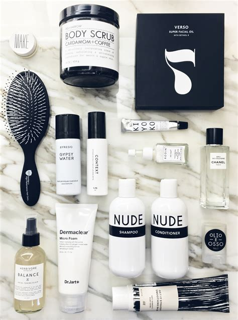 Makeup Bag Detox by Minimalist Essentials For The New Year Vogue