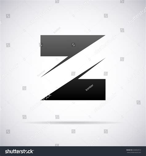 Z Search For Vector Logo For Letter Z Design Template 265832912