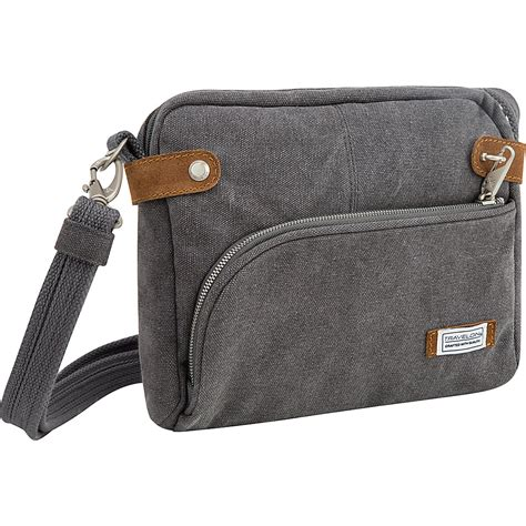 Small Crossbody Bag travelon anti theft heritage small crossbody bag 4 colors