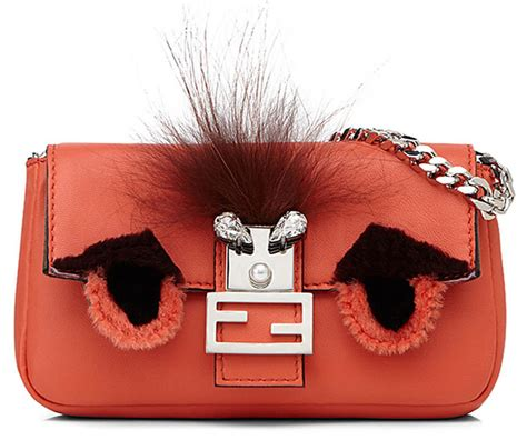 Fendi Micro 2face Baguette what s up with all these teeny tiny micro bags purseblog