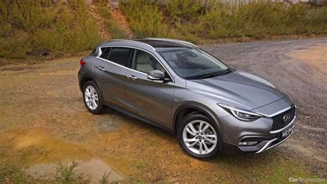 who makes infiniti cars australia news infiniti qx30 makes aussie landfall