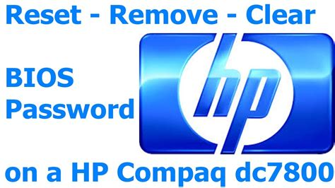reset bios compaq cq40 052 how to remove reset clear bios password on a hp