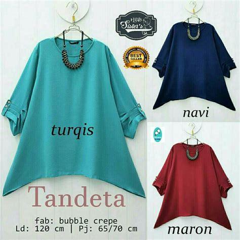 grosir baju murah pakaian wanita online colorfulshop grosir baju muslim online tandeta blouse grosir baju