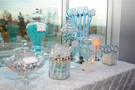 Bar Decorations For Home by Tiffany Themed Sweet 16