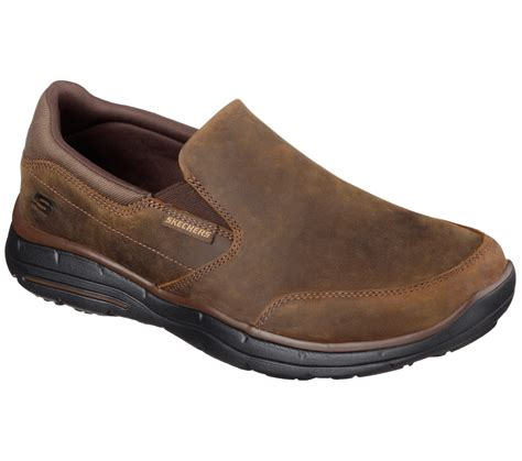 Skechers Loafers by Skechers 64589 Cdb S Glides Calculous Loafer Ebay